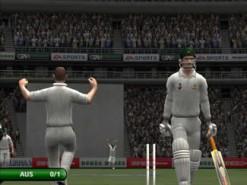 Cricket 2007 Screenshot
