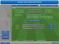 Cricket Coach 2009 Screenshot