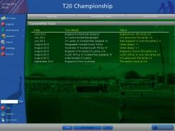 Cricket Coach 2014 Screenshot
