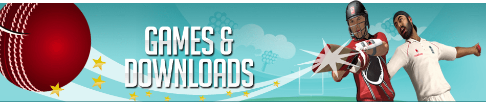Game Downloads Banner