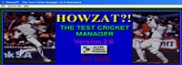 Howzat?! Test Cricket Manager