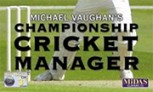 Michael Vaughan's Cricket Manager