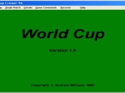 World Cup Cricket 96