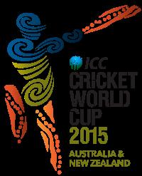 2015 Cricket World Cup Logo