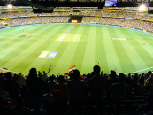 India v South Africa - Melbourne Cricket Ground