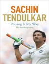 Sachin's autobiography cover