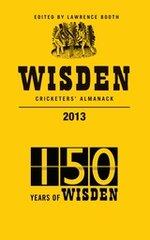 Wisden Cricketers Almanack 2013