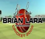 Brian Lara International Cricket 2005 Logo