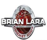 Brian Lara International Cricket 2007 Logo