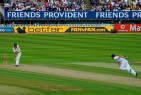 Anderson Bowling To Clarke